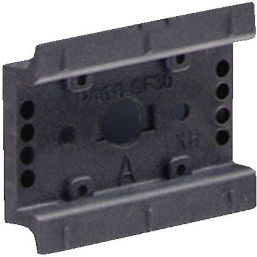 Hutschienen OM-Adapter gelocht Polyamid Rittal SV 9342.940 5 St.