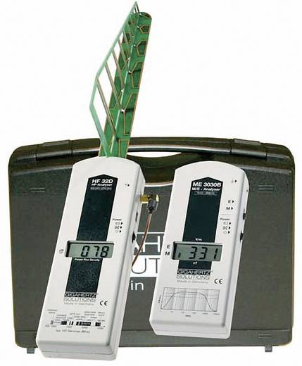 """Gigahertz Solutions MK10 Elektrosmog-Messkoffer-Set """"Netzstrom bis Handy"""": Das preisgünstigste Set von GIGAHERTZ SOLUTIO"""