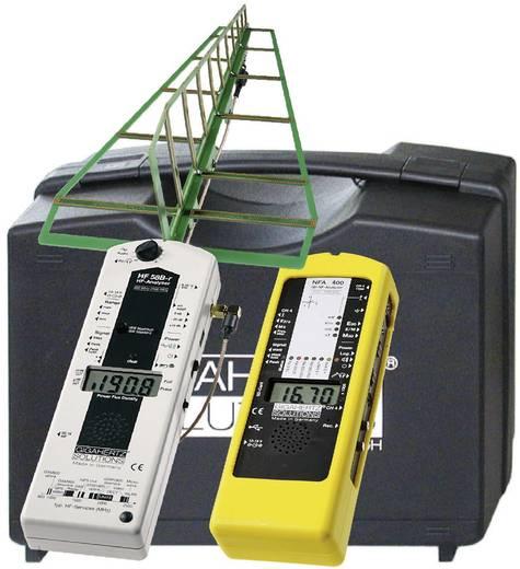 Gigahertz Solutions MK60-3D Elektrosmog-Messkoffer-Set PROFI: HF- und NF-Analyser für baubiologische Messtechniker