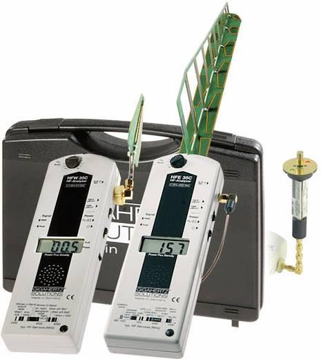 Gigahertz Solutions HFEW35C Ultrabreitband HF-Analyser-Set für eine lückenlose Bewertung von 27 MHz bis 6 GHz
