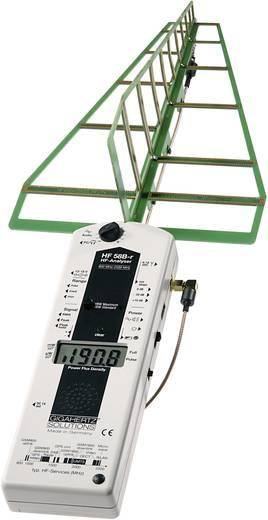 Gigahertz Solutions HF58B-r HF-Analyser, 2 MHz VBW zuschaltbar Hochfrequenz (HF)-Analysegerät, Elektrosmog-Messgerät,