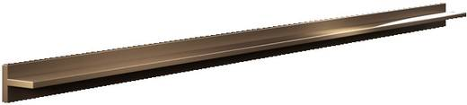 Sammelschiene ungelocht, T-Profil Kupfer 500 mm Rittal SV 9601.000 3 St.