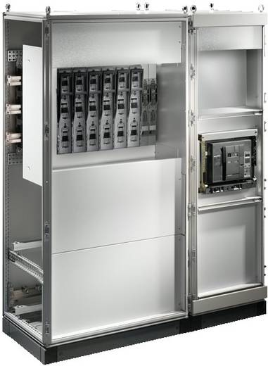 Schutzabdeckung Stahlblech Licht-Grau (RAL 7035) Rittal SV 9660.280 1 St.