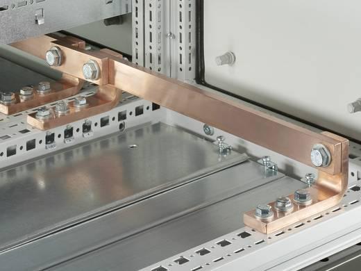 Sammelschiene gelocht Kupfer 592 mm Rittal SV 9661.060 2 St.