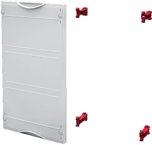 Berührungsschutz-Modul Kunststoff Grau (RAL 7035) (B x H) 750 mm x 300 mm Rittal SV 9666.053 1 St.