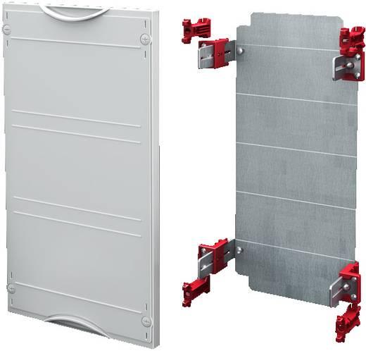 Montageplatte (L x B) 150 mm x 500 mm Stahlblech Grau (RAL 7035) Rittal SV 9666.120 1 St.