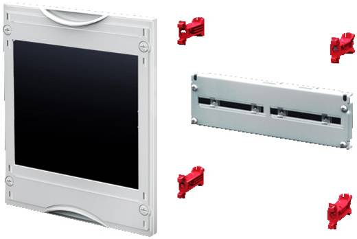 Sicherungslasttrenner-Modul Stahlblech Grau (RAL 7035) (B x H) 250 mm x 300 mm Rittal SV 9666.380 1 St.