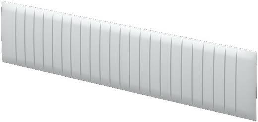Abdeckstreifen Stahl Grau (RAL 7035) Rittal SV 9666.650 5 St.