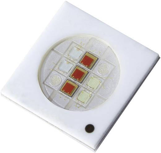 SMD-LED Sonderform Gelb 120 ° 1000 mA 6.6 V Kingbright KT-1213WY9SX9/10