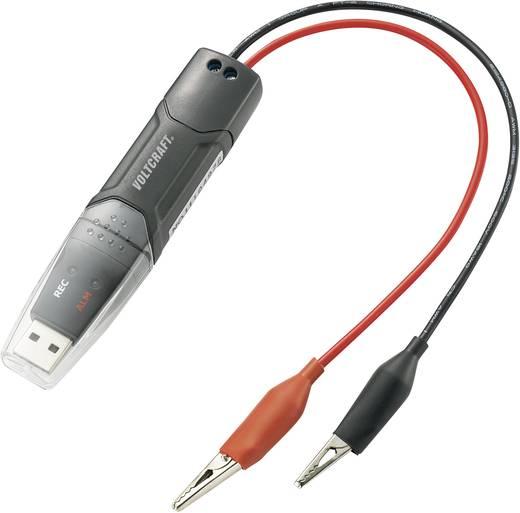 Strom-Datenlogger VOLTCRAFT DL-191A 4 bis 20 mA Kalibriert nach DAkkS