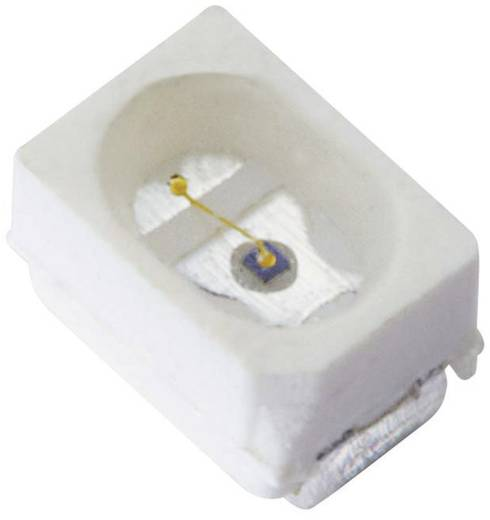SMD-LED PLCC2 Grün 700 mcd 120 ° 20 mA 3.3 V Kingbright KA-2214ZGS