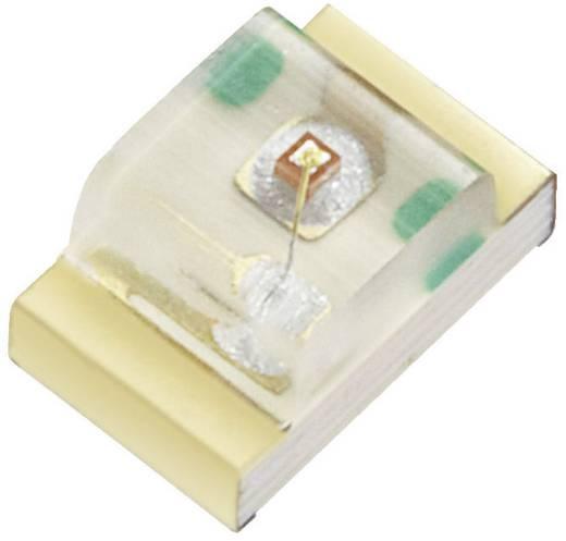 SMD-LED 0805 Rot 80 mcd 120 ° 20 mA 1.95 V Kingbright KP-2012SURCK