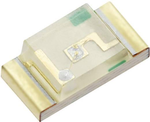 SMD-LED 1206 Grün 50 mcd 120 ° 20 mA 2.1 V Kingbright KP-3216CGCK