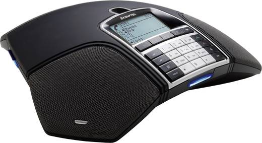 Konferenztelefon VoIP Konftel 300 Schwarz, Silber