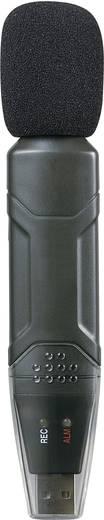 Schallpegel-Datenlogger VOLTCRAFT DL-161S 30 bis 130 dB Kalibriert nach Werksstandard (ohne Zertifikat)