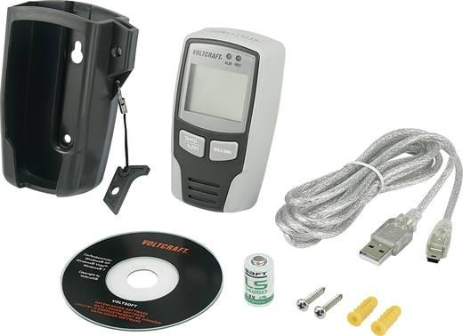 Multi-Datenlogger VOLTCRAFT DL-141TH Messgröße Temperatur, Luftfeuchtigkeit -40 bis 70 °C 0 bis 100 % rF Kalibrie