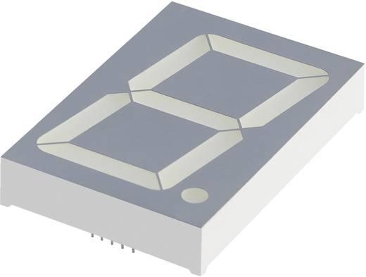 7-Segment-Anzeige Gelb 56.9 mm 7.8 V Ziffernanzahl: 1 Kingbright SC23-12SYKWA