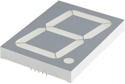 7-Segment-Anzeige Gelb 101.2 mm 7.8 V Ziffernanzahl: 1 Kingbright SA40-19SYKWA