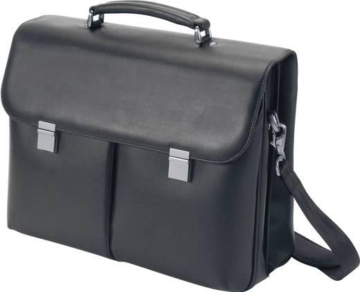 """Dicota Notebook Tasche ExecutiveStyle Passend für maximal: 39,6 cm (15,6"""") Schwarz"""