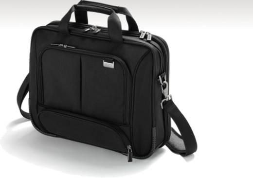 """Dicota Notebook Tasche TopTraveler Slight D30030 Passend für maximal: 30,7 cm (12,1"""") Schwarz"""