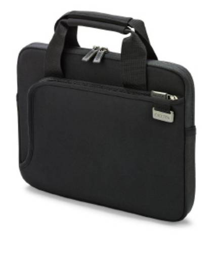 """Dicota Notebook Tasche SmartSkin D30403 Passend für maximal: 43,9 cm (17,3"""") Schwarz"""