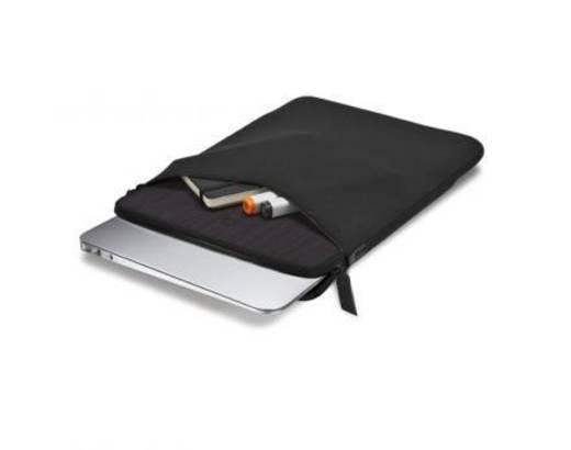 """Dicota Notebook Hülle Code Sleeve 11 D30609 Passend für maximal: 27,9 cm (11"""") Schwarz"""