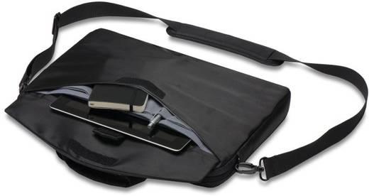 """Dicota Notebook Tasche Code SlimCase Passend für maximal: 27,9 cm (11"""") Schwarz"""