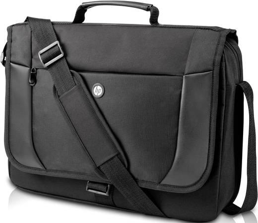 """HP Notebook Tasche Essential Messenger Passend für maximal: 43,9 cm (17,3"""") Schwarz"""