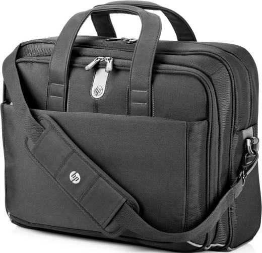 """HP Notebook Tasche H4J90AA Passend für maximal: 39,1 cm (15,4"""") Schwarz"""
