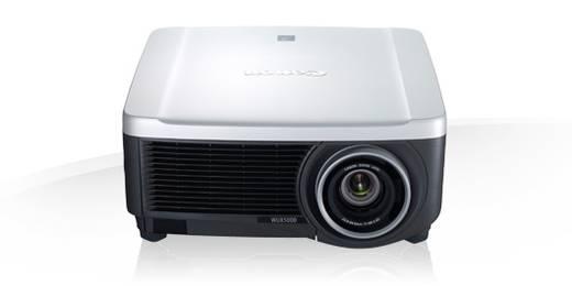 LCOS Beamer Canon XEED WUX5000 Helligkeit: 5000 lm 1920 x 1200 WUXGA 1000 : 1 Schwarz