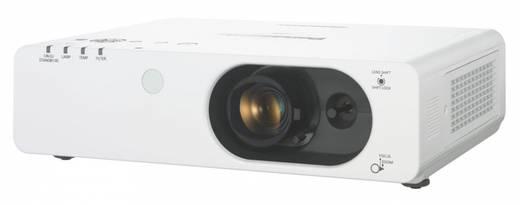 LCD Beamer Panasonic PT-FW430E Helligkeit: 3500 lm 1280 x 800 WXGA 600 : 1 Weiß