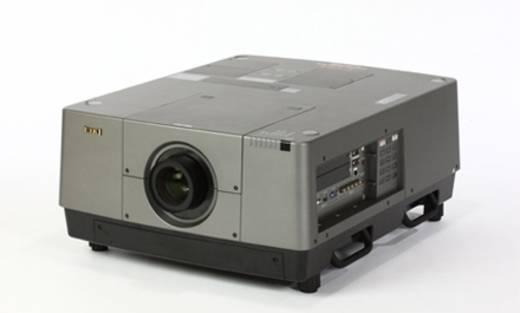 LCD Beamer EIKI LC-HDT2000 Helligkeit: 15000 lm 2048 x 1080 HDTV 3000 : 1 Silber