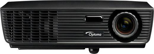 DLP Beamer Optoma DX325 Helligkeit: 2600 lm 1024 x 768 XGA 13000 : 1 Schwarz