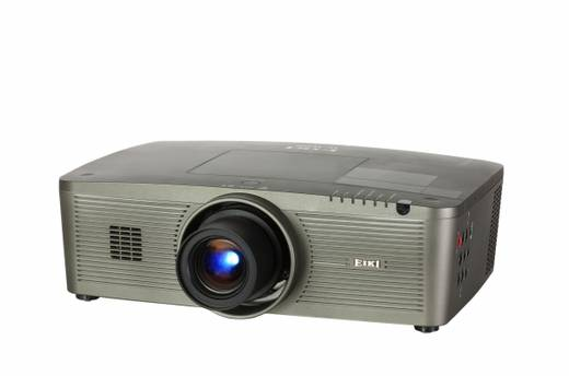 LCD Beamer EIKI LC-WXL200A Helligkeit: 5500 lm 1280 x 800 WXGA 2000 : 1 Grau