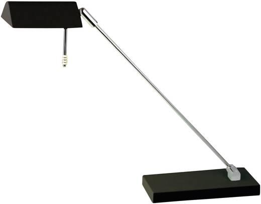 LED-Schreibtischleuchte 6 W Warm-Weiß Lauren 3149-30-101 Schwarz
