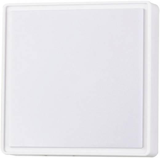 Deckenleuchte mit Bewegungsmelder Energiesparlampe E27 60 W Oban 3225-65-102 Weiß