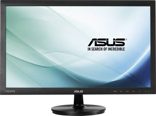 LED-Monitor 59.9 cm (23.6 Zoll) Asus VS247HR EEK A 1920 x 1080 Pixel Full HD 2 ms HDMI™, DVI, VGA TN Film