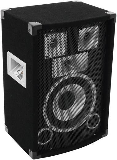 Party Lautsprecher 20 cm 8 Zoll Omnitronic DS-83 MKII 150 W 1 St.
