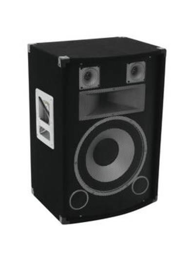 Party Lautsprecher 30 cm 12 Zoll Omnitronic DS-123 MKII 250 W 1 St.