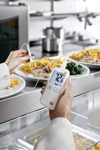 testo 108 Temperatur-Messgerät -50 bis +300 °C Fühler-Typ T, K Kalibriert nach: Werksstandard (ohne Zertifikat)