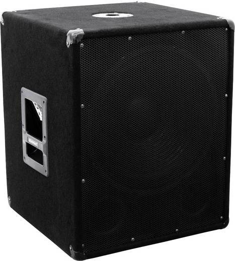 Passiver PA Subwoofer 38 cm 15 Zoll Omnitronic BX-1550 800w 400 W 1 St.