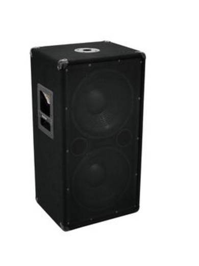 passiver pa subwoofer 30 cm 12 zoll omnitronic bx 2250 800. Black Bedroom Furniture Sets. Home Design Ideas