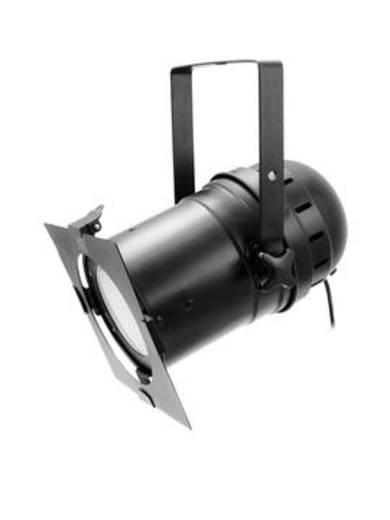 LED-PAR-Scheinwerfer Eurolite LED PAR-56 COB 5600K 100W Anzahl LEDs: 1 x 100 W Schwarz