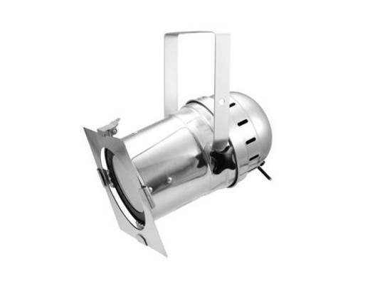 LED-PAR-Scheinwerfer Eurolite PAR-56 COB 5600 K 100W Anzahl LEDs: 1 x 100 W Silber