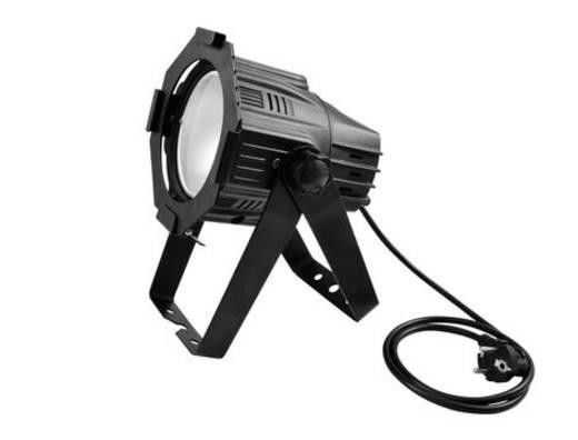 LED-PAR-Scheinwerfer Eurolite ML-30 COB 3200K 30 W Anzahl LEDs: 1 x 30 W Schwarz