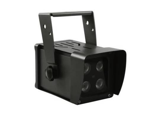 Outdoor LED-Spot Eurolite LED IP PAD 4x8 W QCL Anzahl LEDs: 4 x 8 W