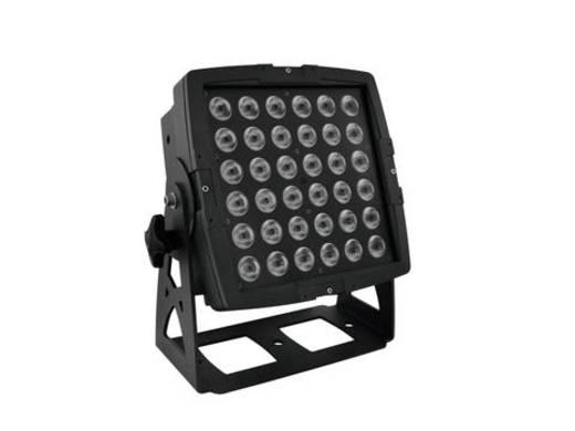 Outdoor LED-Spot Eurolite LED IP PAD 36x3W TCL Anzahl LEDs: 36 x 3 W