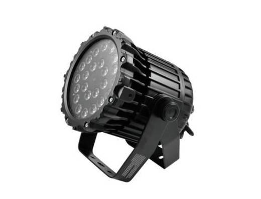 Outdoor LED-Spot Eurolite LED IP PAR 24x3 W TCL Anzahl LEDs: 24 x 3 W