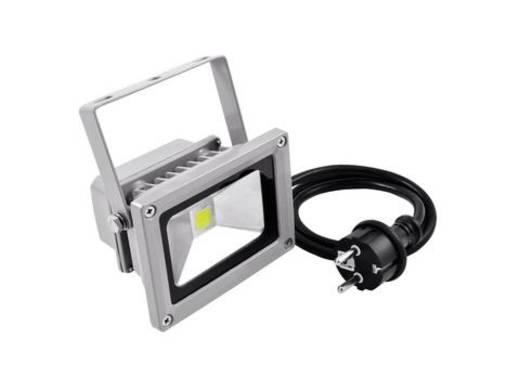 Outdoor LED-Spot Eurolite LED IP FL-10 COB 6400K Anzahl LEDs: 1 x 10 W