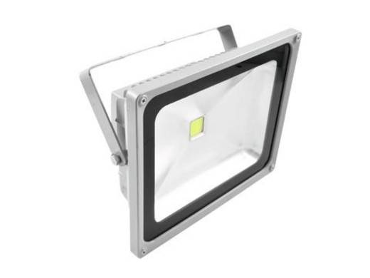 LED-Aussenscheinwerfer Eurolite LED IP FL-50 Anzahl LEDs: 1 x 50 W